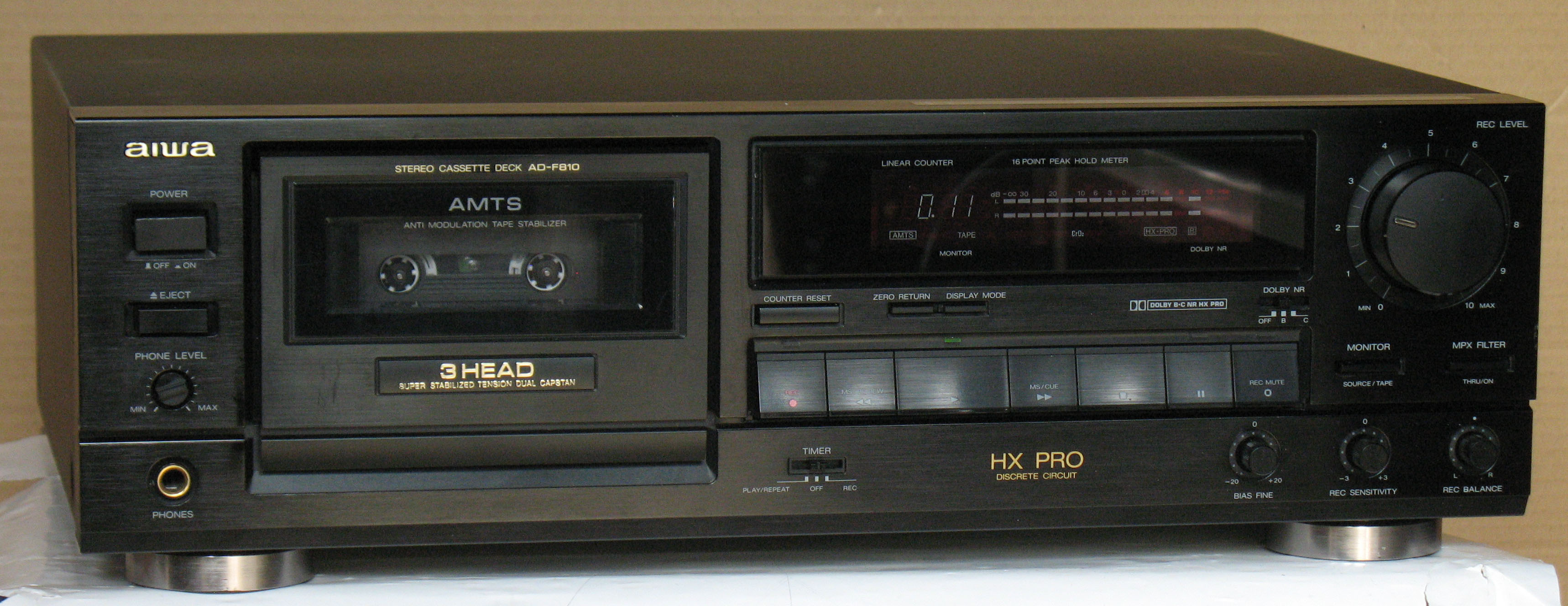 Pioneer CTF 1000 y SA 9500 Untitled-29